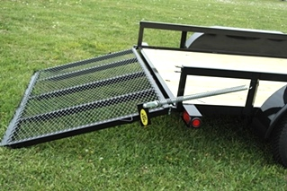 SPRING ASSIST FOR UTILITY TRAILER TAIL GATE  UTILITY TRAILER TAIL GATE SPRING ASSIST